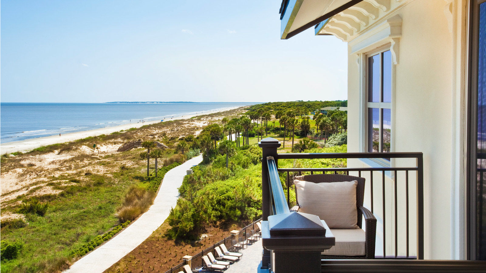 Hotels on Jekyll Island - Premium Ocean Front Room