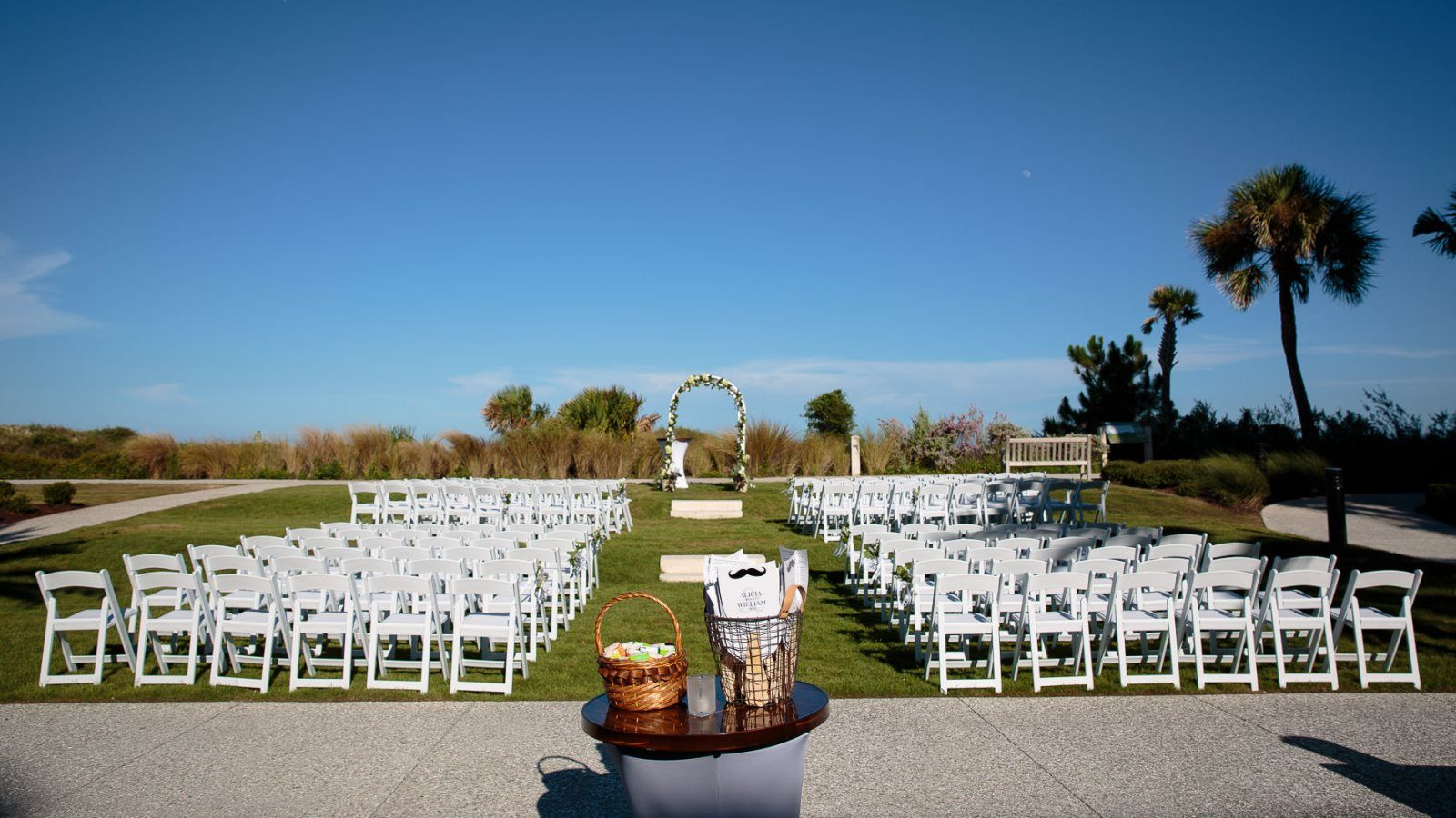 The Westin Jekyll Island - Outdoor Ceremony