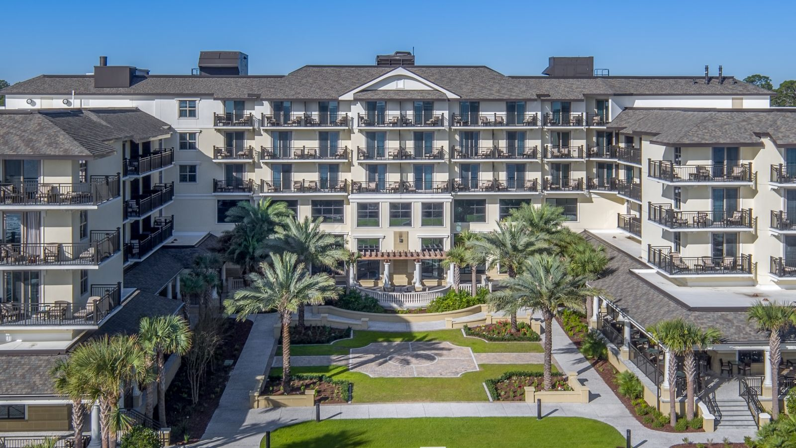 The Westin Jekyll Island - Courtyard