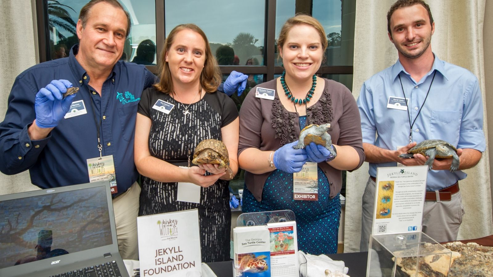Whiskey, Wine & Wildlife - Jekyll Island Foundation